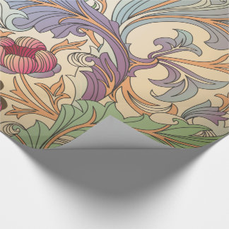 Victorian Floral -1- Wrapping Paper