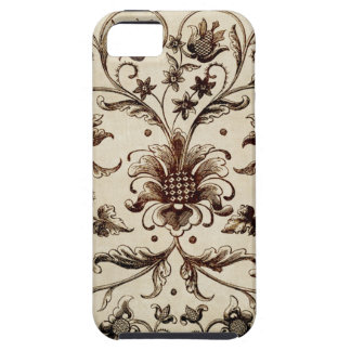 victorian flowers texture case for the iPhone 5