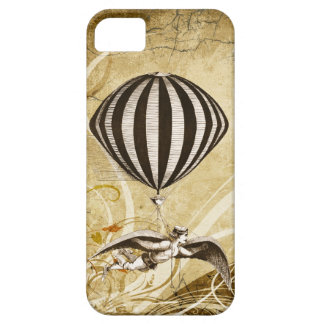 Victorian Flying Man iPhone 5 Cover