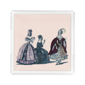 Victorian Gals - Serving Tray