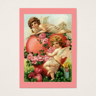 Victorian Gift Tags Sweetest & Valentine's Day