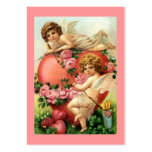 Victorian Gift Tags Sweetest & Valentine's Day Large Business Cards (Pack Of 100)