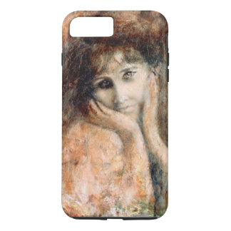 Victorian Girl I Phone case