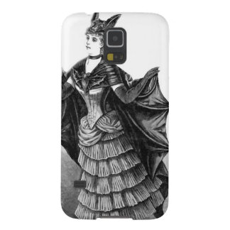 Victorian/Gothic Batgirl/Bat Costume Case For Galaxy S5