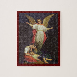 Victorian Guardian Angel Puzzle