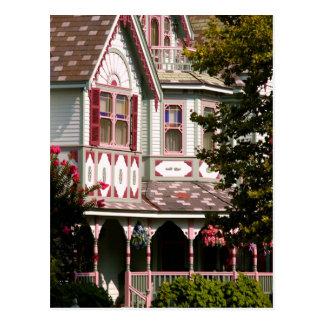 Victorian Home Postcard