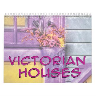 Victorian Houses Calendar