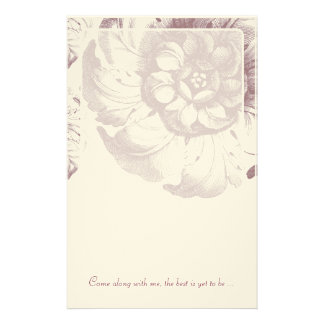 Victorian Inspired Stationery