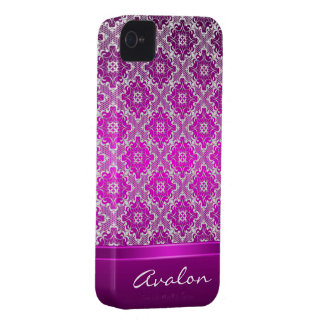 Victorian Lace Pink Barely There Case