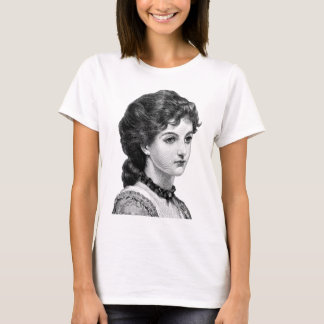 Victorian lady T-Shirt