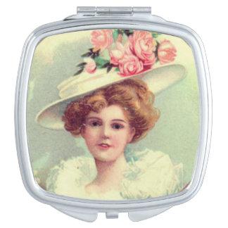 Victorian Lady Vanity Mirrors