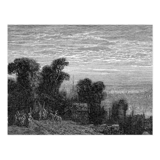 Victorian London - Hampstead Heath Postcard