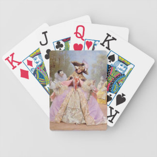Victorian Masquerade Ball Playing Cards