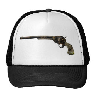 Victorian Pistol Trucker Hat
