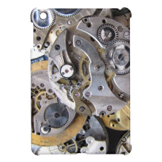 Victorian Pocket Watch gears ipad mini Steampunk iPad Mini Case