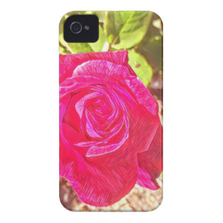 Victorian Rose iPhone 4 Covers