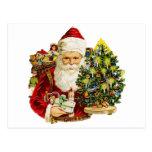 Victorian Santa Claus Postcards