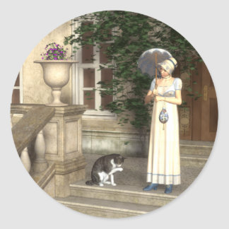 Victorian Sensibility Sticker