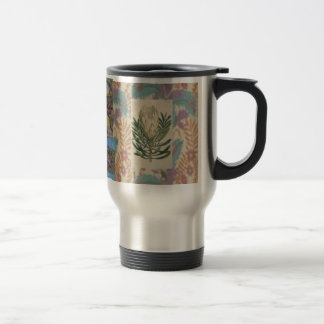 Victorian Stainless Java Mug Two