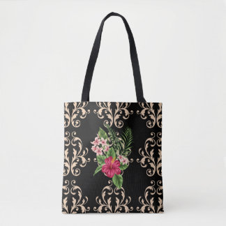 Victorian stock market tote bag