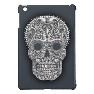 Victorian Sugar Skull Cover For The iPad Mini