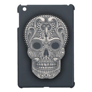 Victorian Sugar Skull iPad Mini Covers