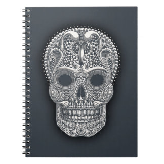 Victorian Sugar Skull Notebooks
