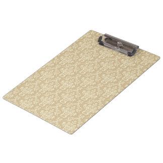 Victorian texture clipboard