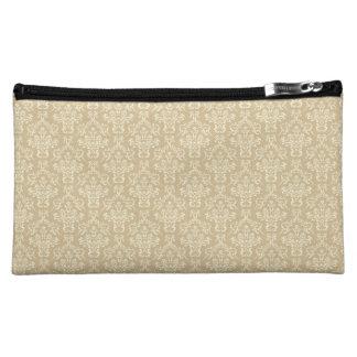 Victorian texture cosmetic bag