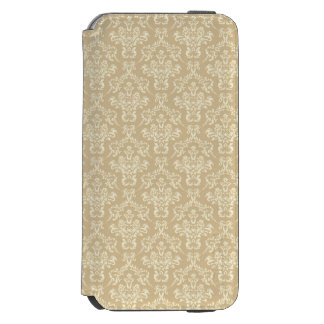 Victorian texture incipio watson™ iPhone 6 wallet case