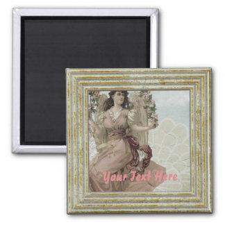Victorian Vintage Angel Magnet