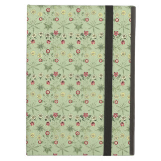 Victorian Vintage Daisies In Mint Green For iPad iPad Air Cover