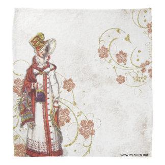 Victorian Woman Bandana