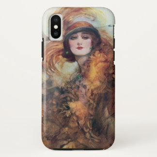 Victorian Woman Case-Mate iPhone Case