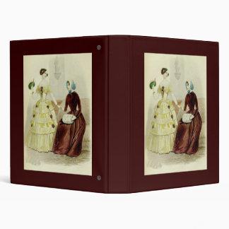 Victorian Women Binders