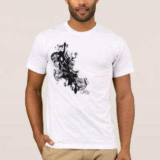 Victorian Wonders by Julian P Flores T-shirt