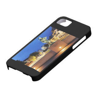Victories miner Henner on the victory bank iPhone 5 Case