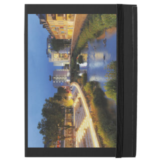"""Victories victory banks to the blue hour iPad pro 12.9"""" case"""