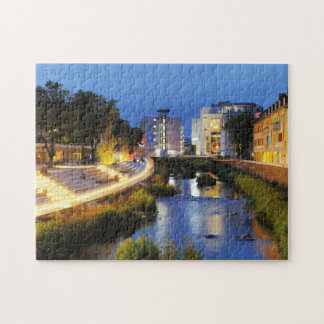 Victories victory banks to the blue hour jigsaw puzzle
