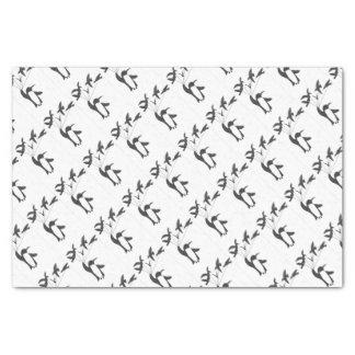 Victorious Penguin Tissue Paper