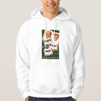 Victory Book Campaign Hoodie