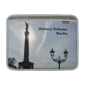 Victory-Column_02.01.G with street lamp, Berlin MacBook Air Sleeves