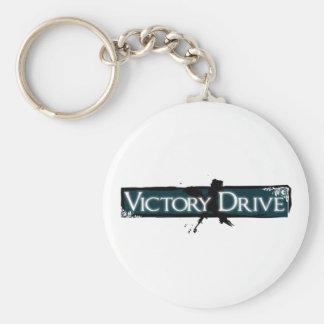 Victory Drive Keychain