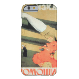 Victory is close at hand_Propaganda Poster Barely There iPhone 6 Case