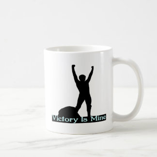 Victory Is Mine Coffee Mug