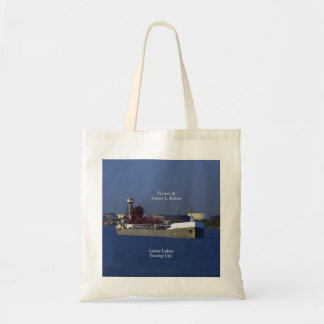 Victory & James L. Kuber tote bag