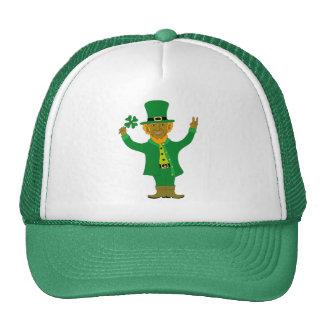 Victory Leprechaun Trucker Hat
