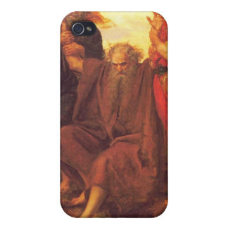 Victory O Lord by John Everett Millais iPhone 4/4S Cover