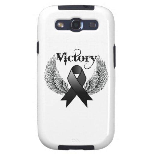 Victory Skin Cancer Survivor Galaxy SIII Cover