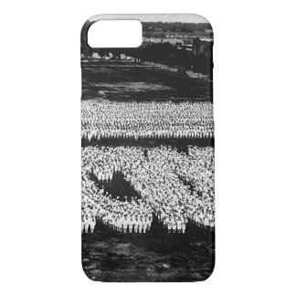 Victory spelled by men in training_War image iPhone 7 Case